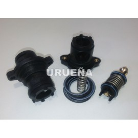 OBTURADOR ARISTON UNNO (KIT TRES VIAS)