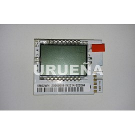 PLACA DISPLAY GREEN